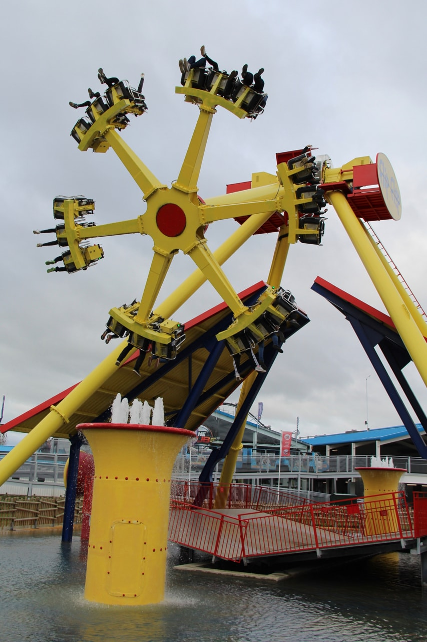83756e400fae A different prospect from Futuroscope in France where all the major rides  are virtual…. if you re looking for white knuckle thrills