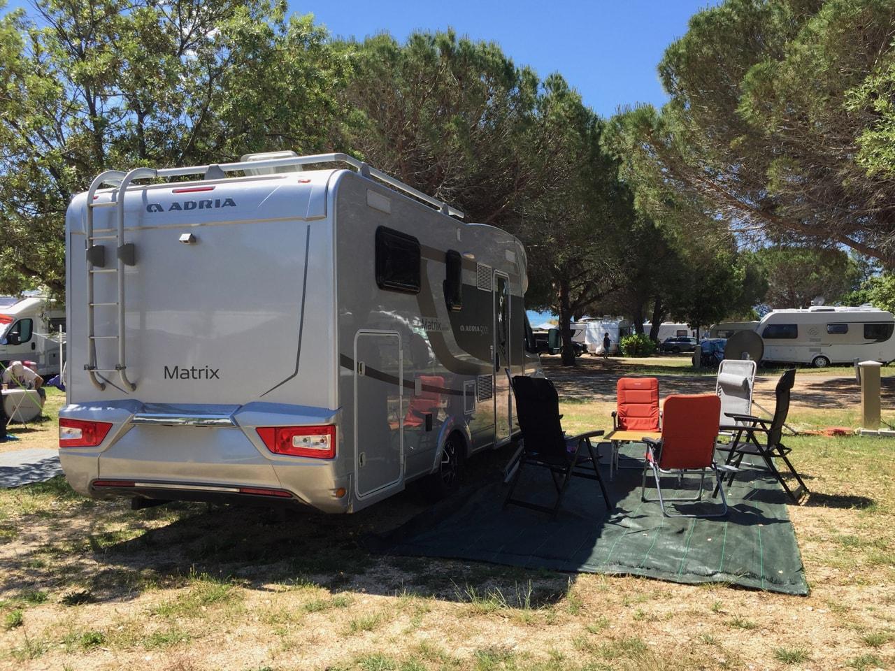 Camping zaton bilder